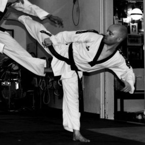 Francesc Torrent, Tae Kwan Do